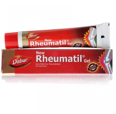 Ревматил гель (Rheumatil gel) Dabur, 30 г