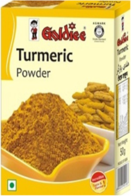 Куркума молотая (Turmeric Powder) Goldiee, 100 г